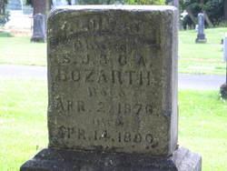 Leona June Bozorth