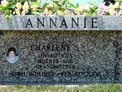 Charlene Sue <i>Spuduck</i> Annanie
