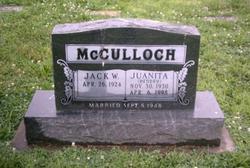 Juanita McCulloch