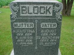 Augustina Block