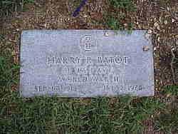 Harry R Batot