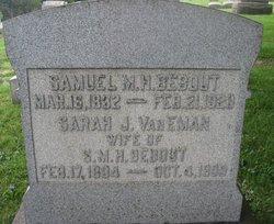 Samuel Morrison Howey Bebout