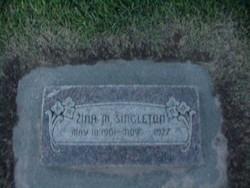 Zina M Singleton