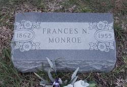Frances N <i>Koznusnik</i> Monroe