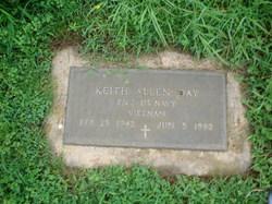 Keith Allen Day