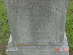 J.E. Cooper