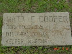 Mattie Cooper