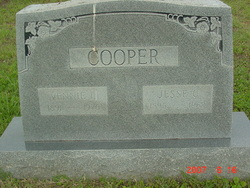 Vennie Lee <i>Harrison</i> Cooper