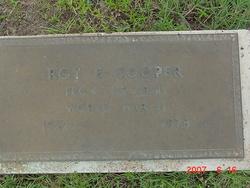 Roy E. Cooper