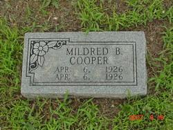 Mildred B. Cooper