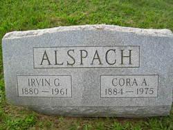 Cora A. Alspach