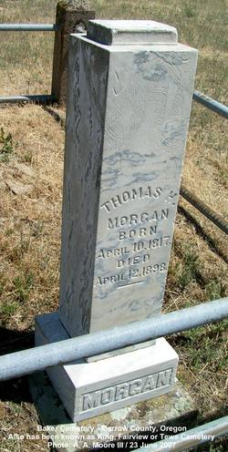 Thomas H. Morgan