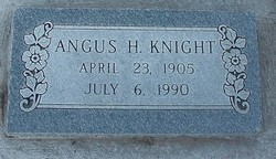 Angus Heber Knight