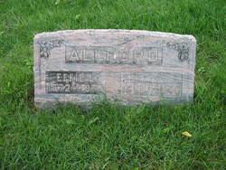 Effie Leora <i>Roberts</i> Allford
