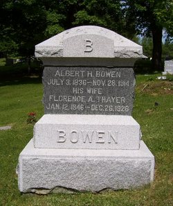 Albert H Bowen