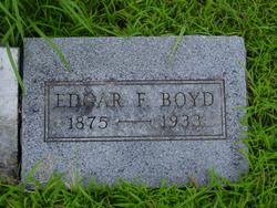 Edgar Francis Boyd