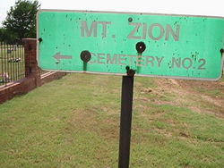 Mount Zion Cemetery #2