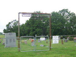 McConnell Memorial Cemetery