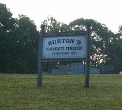 Burton Chapel Cemetery