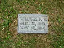 William Ferdinand Huffman, Sr