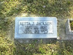 Retta J. Jackson