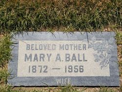Mary Alice <i>Wilson</i> Ball