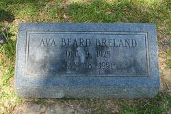 Ava <i>Beard</i> Breland
