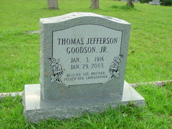 Thomas Jefferson Goodson, Jr