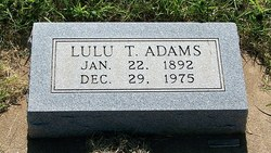 Lulu Talitha Adams