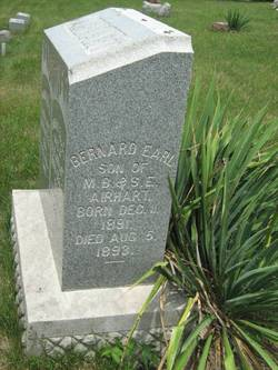 Bernard Earl Airhart