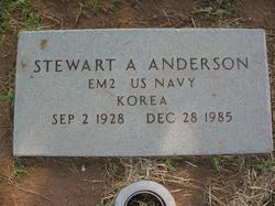Stewart A. Anderson
