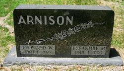 Eleanor M. <i>Stern</i> Arnison
