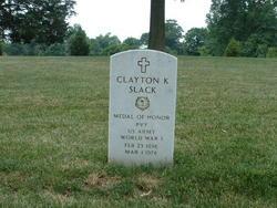 Clayton Kirk Slack