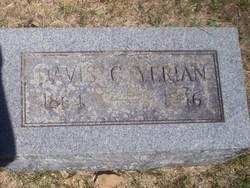 Davis C. Yerian