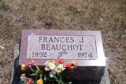 Frances Jane Tantie Beauchot