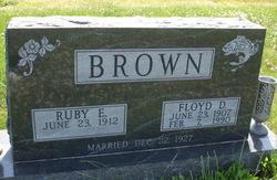 Floyd D Brown
