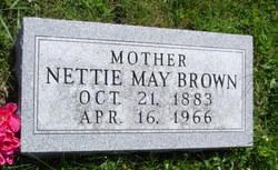 Nettie May Brown