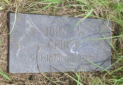John W. Criner