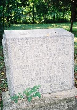 Rev Adolphus Coffey