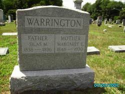 Silas M Warrington
