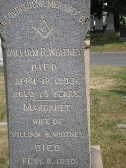 Margaret Whitney