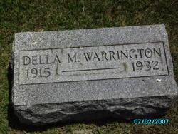 Della M. Warrington