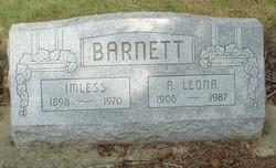 A. Leona <i>Storye</i> Barnett