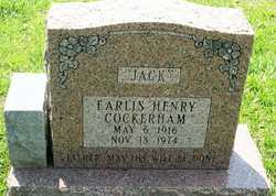 Earlis Henry Jack Cockerham
