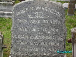 James H Warrington