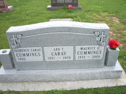 Florence <i>Caray</i> Cummings