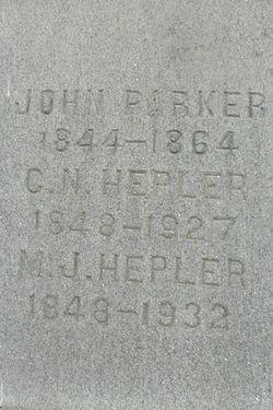 John Parker Campbell