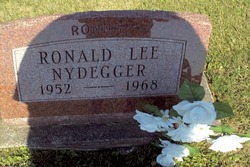 Ronald Lee Ronnie Nydegger
