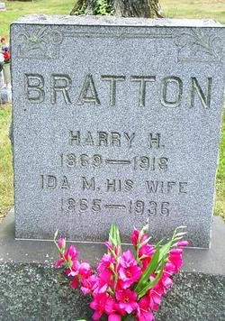 Harry Homer Bratton