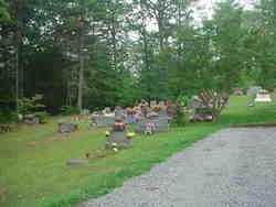 Hiawassee Baptist Church Cemetery